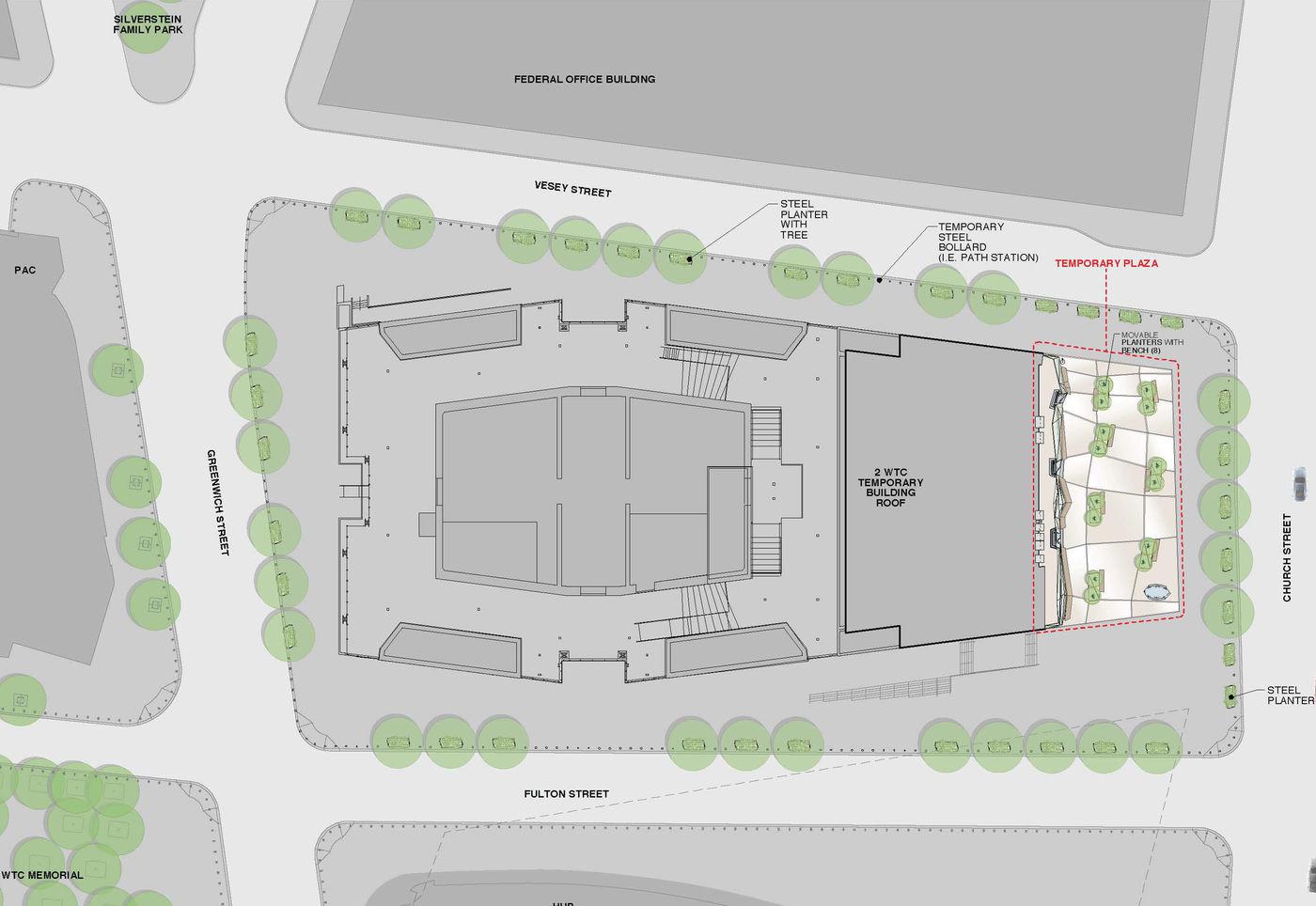 world trade center plaza gabellini sheppard previous next