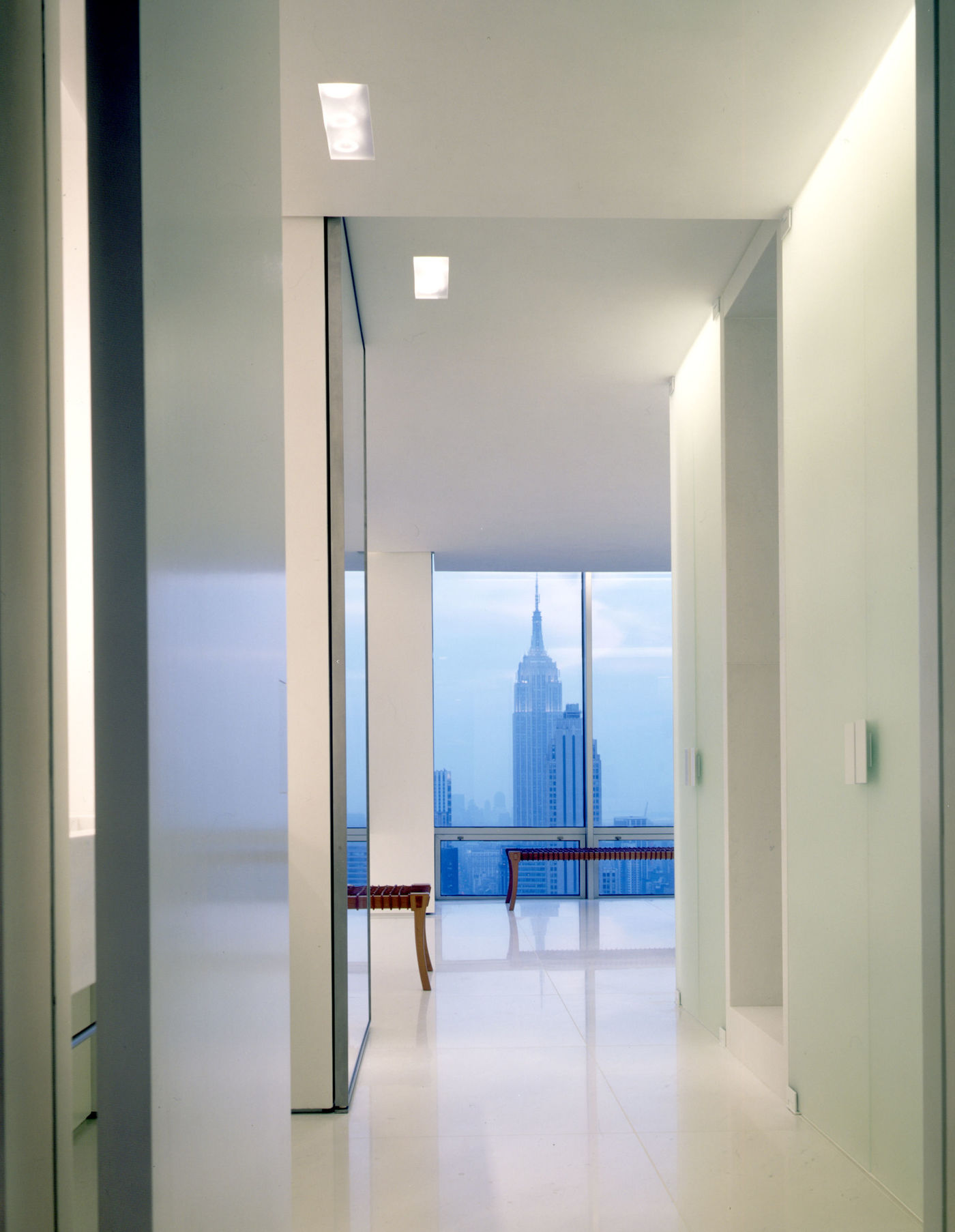 Olympic Tower Residence Gabellini Sheppard